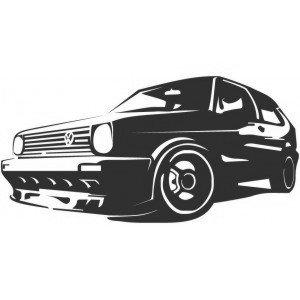 автонаклейки для фольксваген