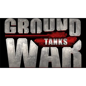 "Наклейка на авто ""Ground War Tanks"""