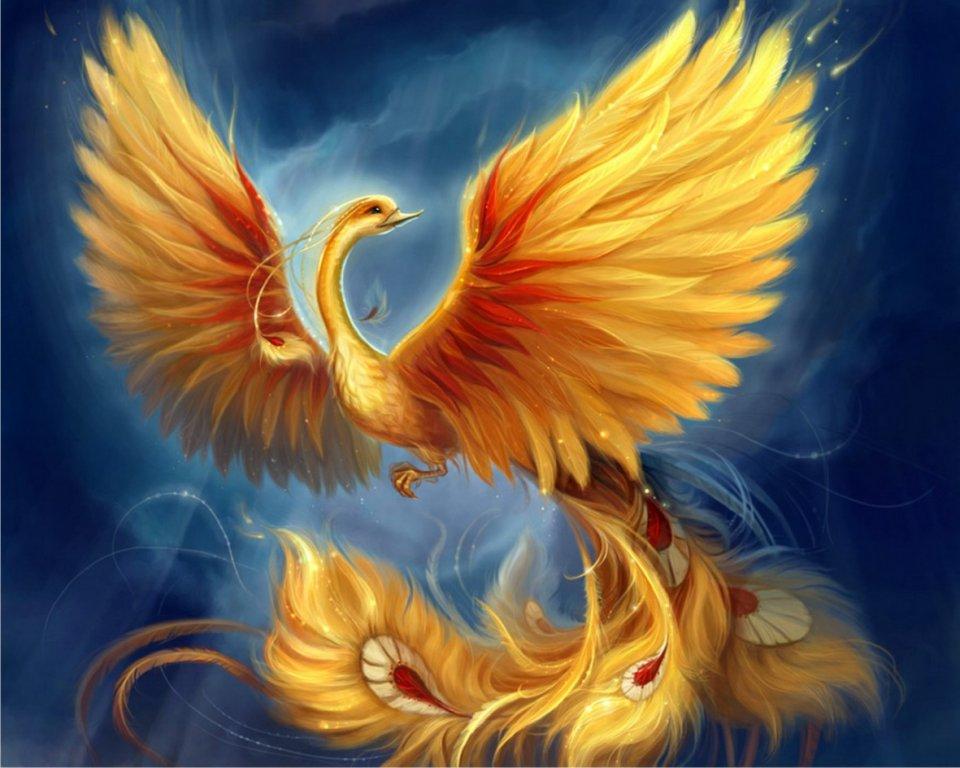 Картинки сказочной жар птица