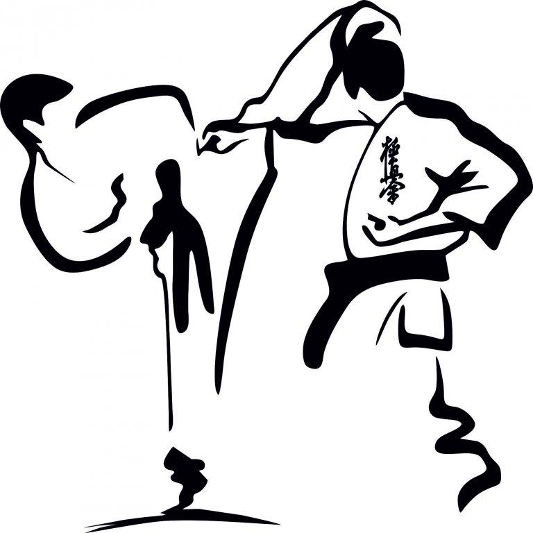 картинки для эмблемы каратэ благоприятно сказывается