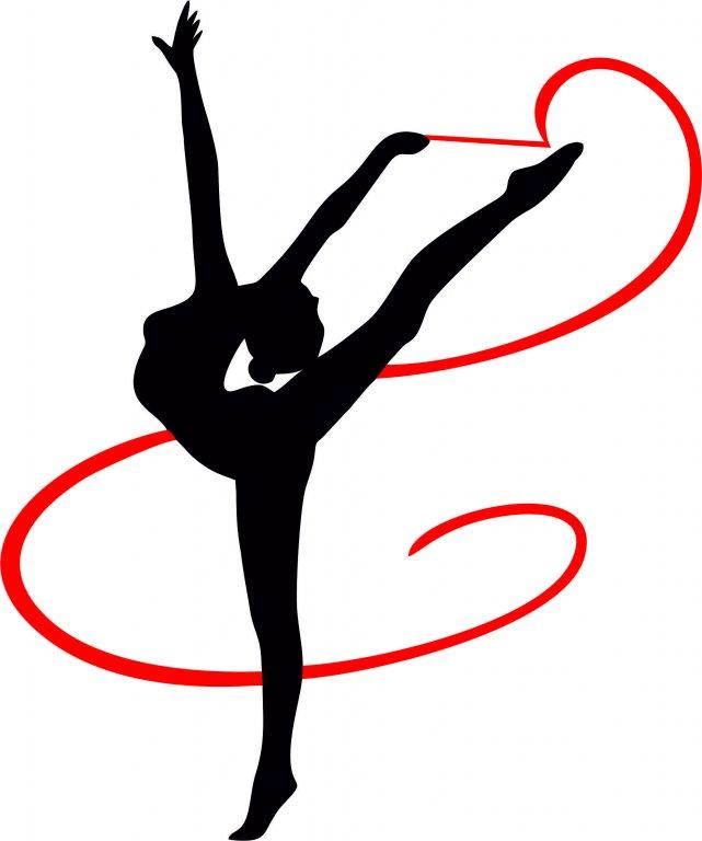 картинки с гимнасткой с с лентой для авы колибри фотографии готовых