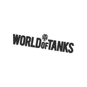 "Наклейка на авто ""World Of Tanks"""