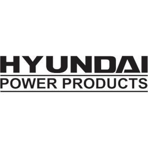 "Наклейка на авто ""Hyundai Power Products"""
