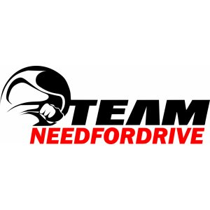 "Наклейка на авто ""Team Need For Drive"""