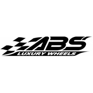 "Наклейка на авто ""ABS Luxury Wheels"""