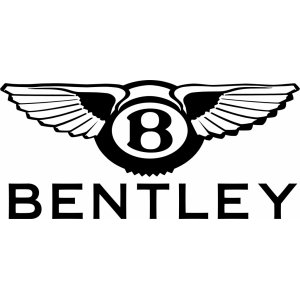 "Наклейка на авто ""Bentley logo версия 1"""