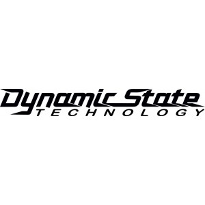 "Наклейка на авто ""Dynamic State Technology logo"""
